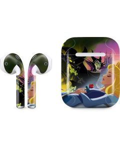 Sleeping Beauty and Maleficent Apple AirPods Skin