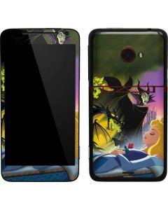 Sleeping Beauty and Maleficent EVO 4G LTE Skin