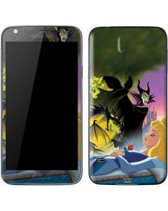 Sleeping Beauty and Maleficent Galaxy S5 Skin
