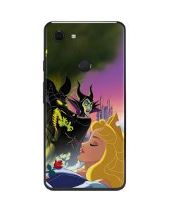 Sleeping Beauty and Maleficent Google Pixel 3 XL Skin