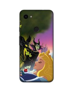 Sleeping Beauty and Maleficent Google Pixel 3a Skin