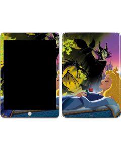 Sleeping Beauty and Maleficent Apple iPad Skin
