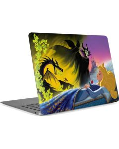 Sleeping Beauty and Maleficent Apple MacBook Air Skin