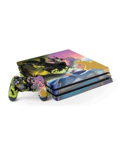 Sleeping Beauty and Maleficent PS4 Pro Bundle Skin