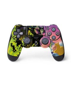 Sleeping Beauty and Maleficent PS4 Pro/Slim Controller Skin