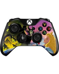Sleeping Beauty and Maleficent Xbox One Controller Skin
