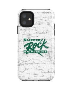 Slippery Rock Distressed iPhone 11 Impact Case