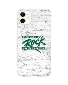 Slippery Rock Distressed iPhone 11 Lite Case