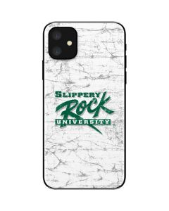 Slippery Rock Distressed iPhone 11 Skin