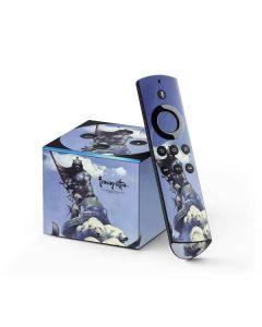 Sliver Warrior Fire TV Cube Skin