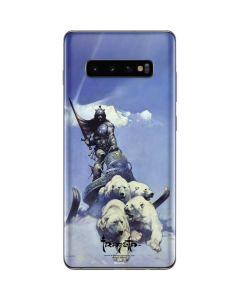 Sliver Warrior Galaxy S10 Plus Skin