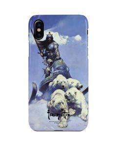 Sliver Warrior iPhone XS Max Lite Case