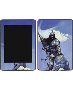 Sliver Warrior Amazon Kindle Skin
