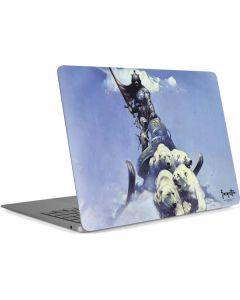 Sliver Warrior Apple MacBook Air Skin