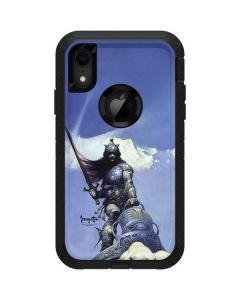 Sliver Warrior Otterbox Defender iPhone Skin