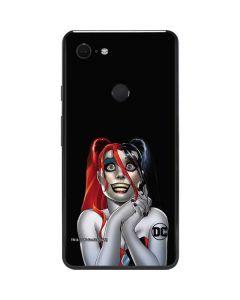 Smitten Harley Quinn Google Pixel 3 XL Skin