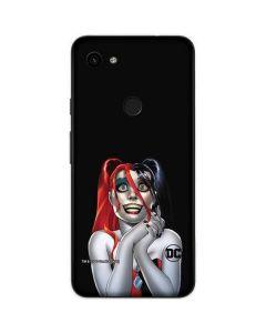 Smitten Harley Quinn Google Pixel 3a Skin