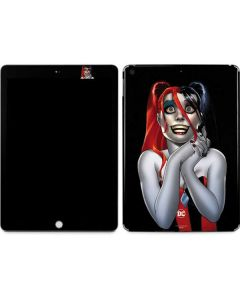 Smitten Harley Quinn Apple iPad Skin