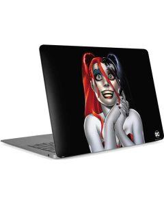 Smitten Harley Quinn Apple MacBook Air Skin