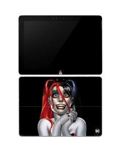 Smitten Harley Quinn Surface Go Skin
