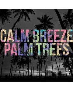Calm Breeze Palm Trees Apple TV Skin