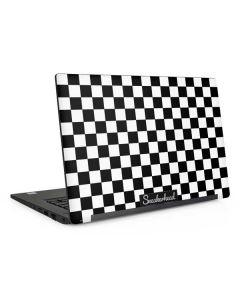 Sneakerhead Checkered Dell Latitude Skin