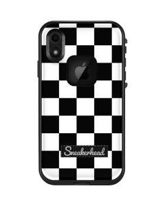 Sneakerhead Checkered LifeProof Fre iPhone Skin
