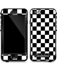 Sneakerhead Checkered LifeProof Nuud iPhone Skin