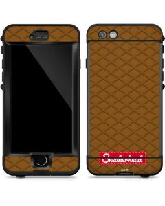 Sneakerhead Gold Pattern LifeProof Nuud iPhone Skin