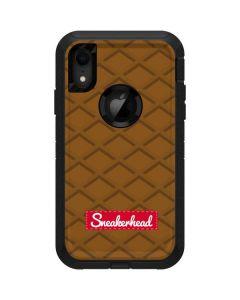 Sneakerhead Gold Pattern Otterbox Defender iPhone Skin