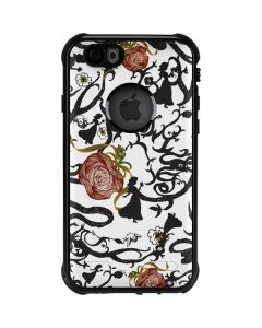 Snow White Roses iPhone 6/6s Waterproof Case