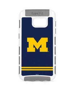 Michigan Logo Striped Galaxy S7 Cargo Case