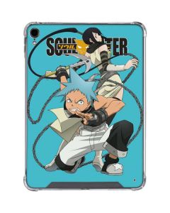 Soul Eater Attack iPad Pro 11in (2018-19) Clear Case