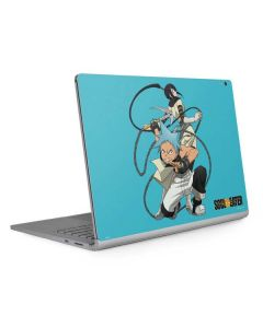 Soul Eater Attack Surface Book 2 15in Skin