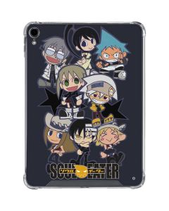 Soul Eater Characters iPad Pro 11in (2018-19) Clear Case
