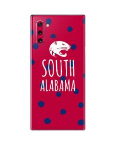 South Alabama Polka Dots Galaxy Note 10 Skin
