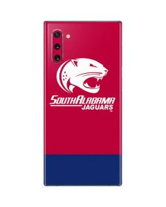 South Alabama Red Split Galaxy Note 10 Skin
