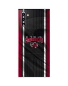 South Carolina Gamecocks Jersey Galaxy Note 10 Skin