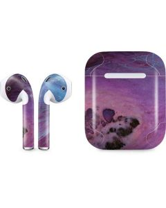 Space Marble Apple AirPods Skin