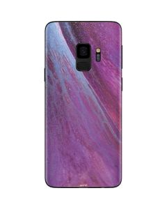 Space Marble Galaxy S9 Skin