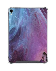 Space Marble iPad Pro 11in (2018-19) Clear Case