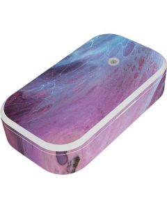 Space Marble UV Phone Sanitizer and Wireless Charger Skin