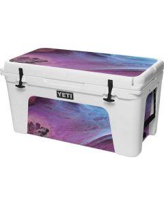 Space Marble YETI Tundra 75 Hard Cooler Skin
