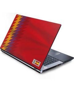 Spain Soccer Flag Generic Laptop Skin