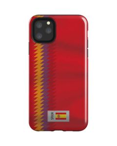 Spain Soccer Flag iPhone 11 Pro Max Impact Case