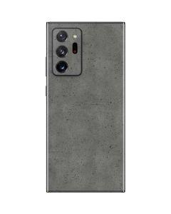 Speckle Grey Concrete Galaxy Note20 Ultra 5G Skin