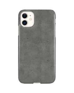 Speckle Grey Concrete iPhone 11 Lite Case