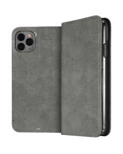 Speckle Grey Concrete iPhone 11 Pro Max Folio Case