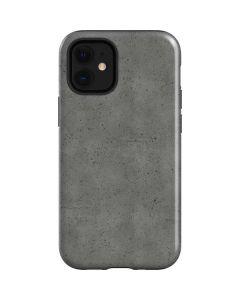 Speckle Grey Concrete iPhone 12 Mini Case