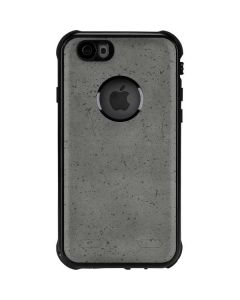 Speckle Grey Concrete iPhone 6/6s Waterproof Case